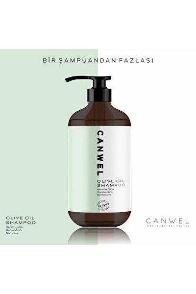 Tuzsuz Şampuan Zeytinyağı Mucizesi 1000 Ml