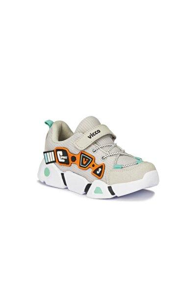Kaju Unisex Çocuk Gri Spor Ayakkabı