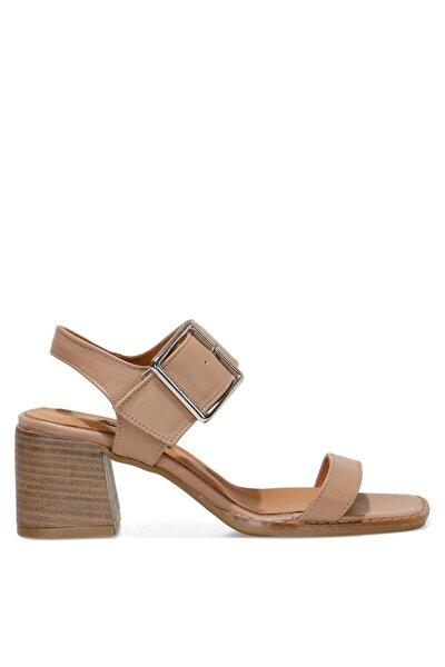 SUMMEL 1FX Taba Kadın Topuklu Ayakkabı 101031068