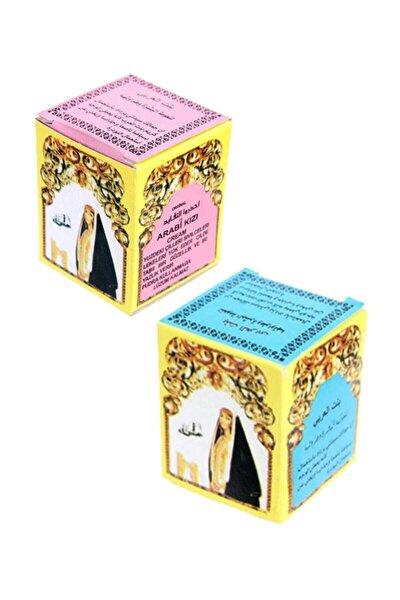 Arap Kızı Kremi Pembe Ve Mavi 2 Kutu