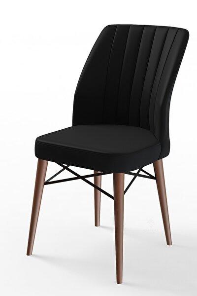 Siyah Renk 1.sınıf Sandalye  4 Adet