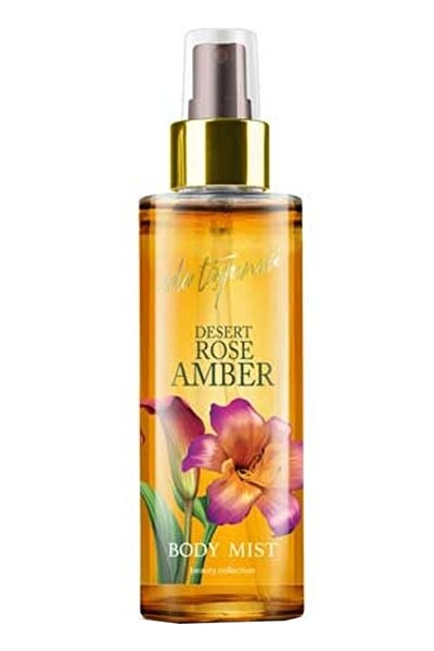 Desert Rose Amber Body Mist 200ml.