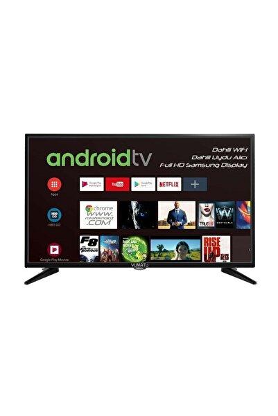 """YMT 40"""" 101 Ekran Uydu Alıcılı Full HD Smart LED TV"""