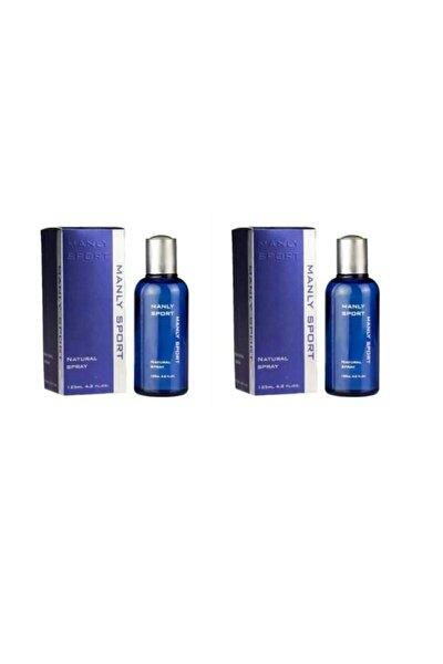 Manly Sport Edc 125 ml Erkek Parfüm 86986553811800 x2