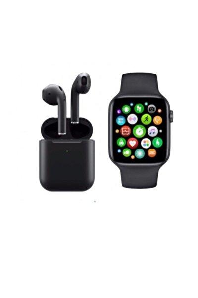 Watch 6 Plus Enson Bluetooth Kulaklık Ve Ios Uyumlu Akıllı Saat