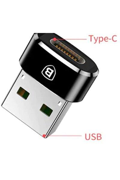 Baseus Type-c To Usb Adapter Dönüştürücü