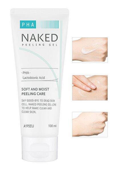 Pha İçeren Hassas Ciltler İçin Peeling Jel 100ml APIEU Naked Peeling Gel (PHA)