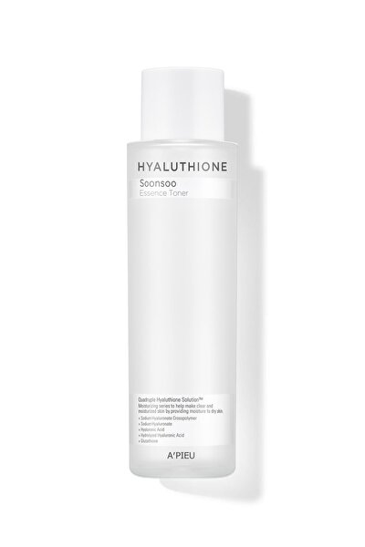 Hyalüronik Asit İçeren Aydınlatıcı&Nemlendirici Tonik 170ml APIEU Hyaluthione Essence Toner