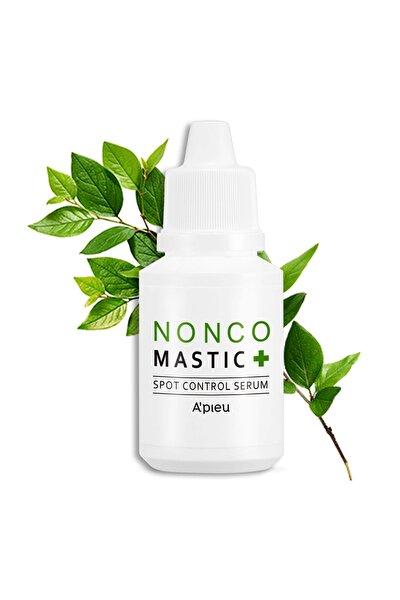Sivilceli Hassas Ciltler Sakız Özlü Serum 30ml APIEU Nonco Mastic Spot Control Serum