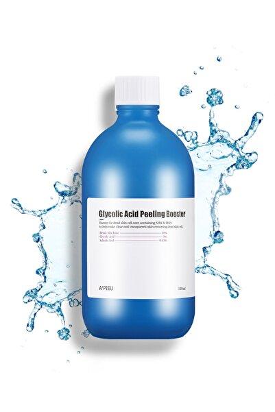 Glikolik Asit İçeren Peeling Etkili Tonik 120ml APIEU Glycolic Acid Peeling Booster