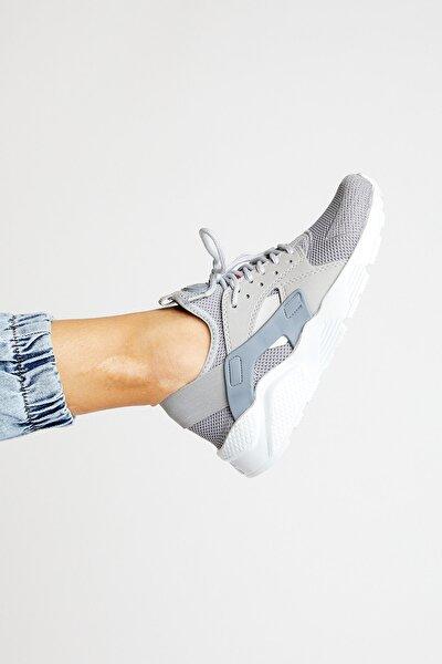 Gri Unisex Sneaker HRC-Q-0