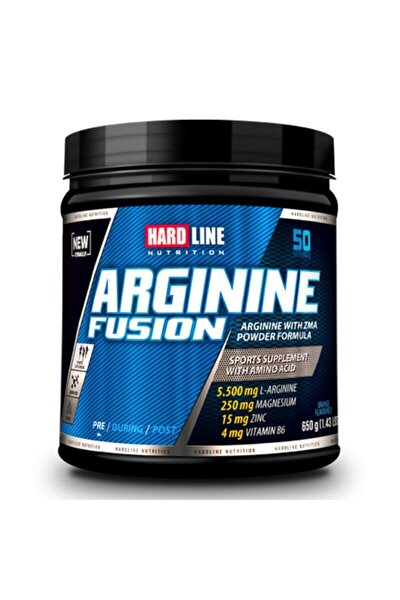 Arginine Fusion 650 gr - Portakallı