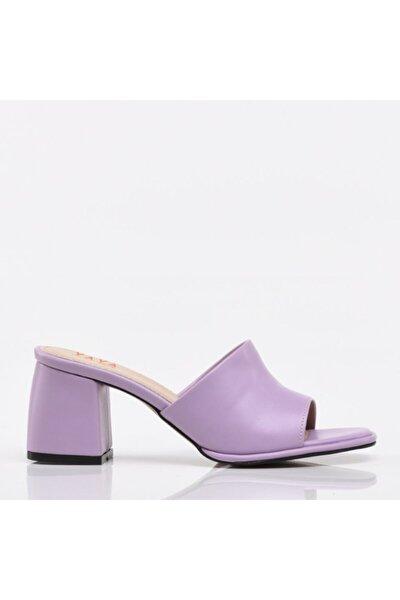 Lila Yaya Kadın Sandalet & Terlik