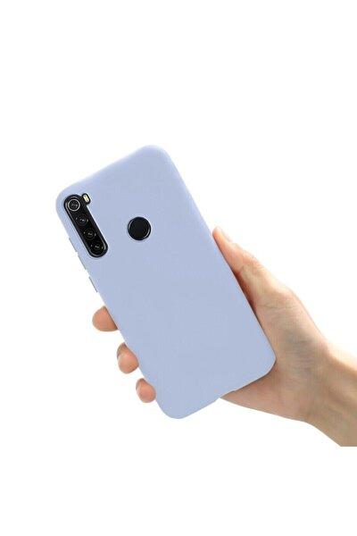 Redmi Note 8 Içi Kadife Lansman Silikon Kılıf