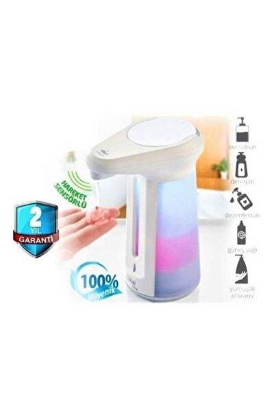 Led Işıklı Sensörlü Sıvı Sabunluk 330 Ml Tm 9920
