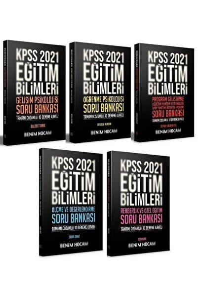 Benim Hocam 2021 Kpss Eğitim Bilimleri Soru Bankası 5 Li Set