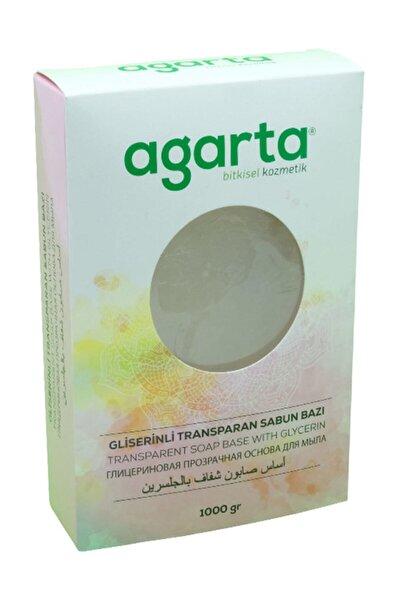Gliserinli Transparan Sabun Bazı 1 kg