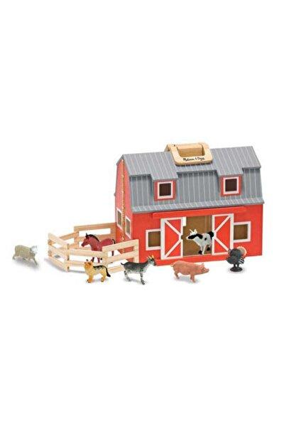 Ahşap Taşınabilir Çiftlik