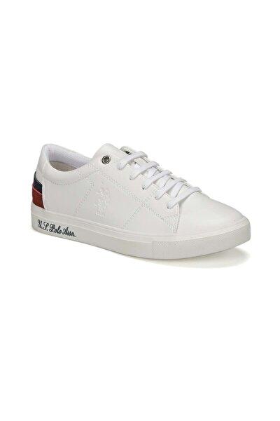 Kadın Günlük Spor Ayakkabısı Sneaker - Beyaz - Btmz000385-beyaz-37