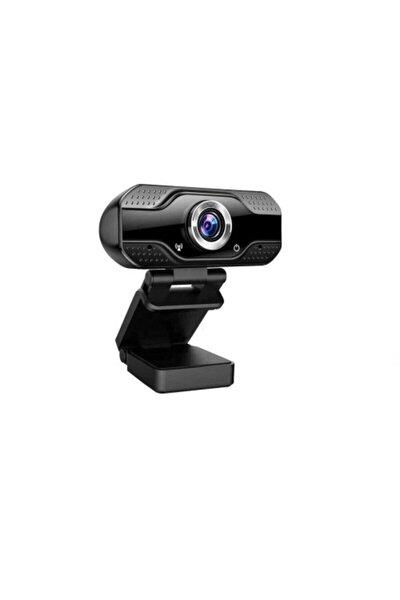 Siyah 1080p Usb Webcam Otomatik Odaklama Eba Zoom Pc Web Kamerası