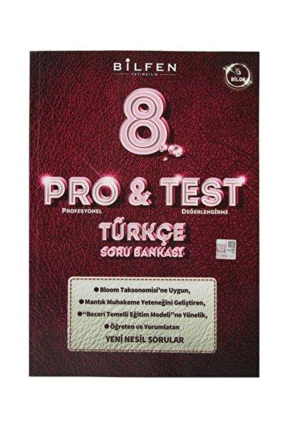 8. Sınıf Lgs Pro Test Türkçe Soru Bankası