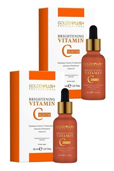 C Vitamini Aydınlatıcı Serum 30 ml - 2 Adet