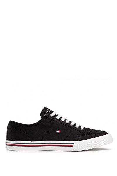 Siyah Erkek Core Corporate Textile Sneakers Fm0fm03390