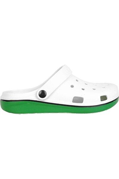 Beyaz Yeşil, Crocs, Unisex, Sabo, Medikal, Hastane, Hemşire, Ev Ve Sokak Terliği