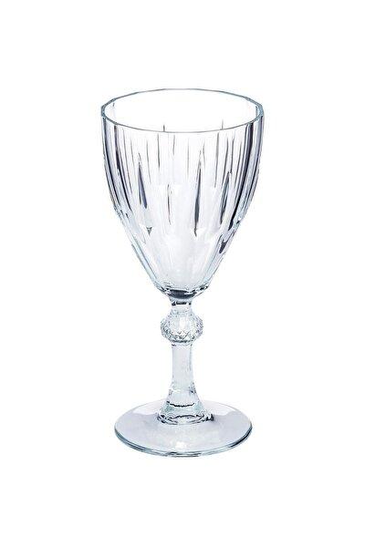 6'lı Diamond Şarap Kadehi