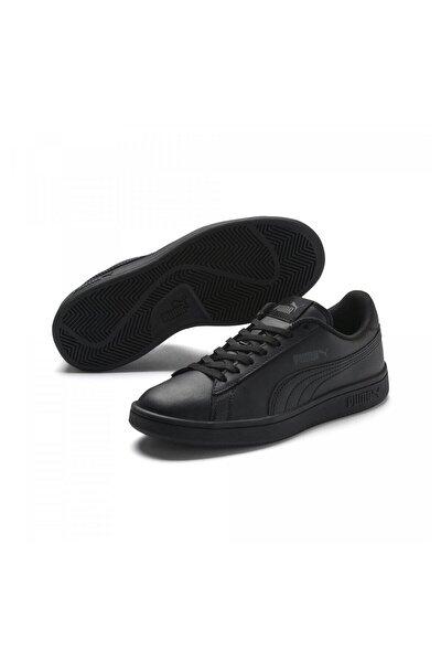 SMASH V2 L JR Siyah Erkek Çocuk Sneaker Ayakkabı 100346457
