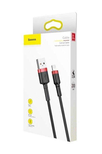Cafule Lightning Uyumlu  USB Kablo 1.5 A 2 mt