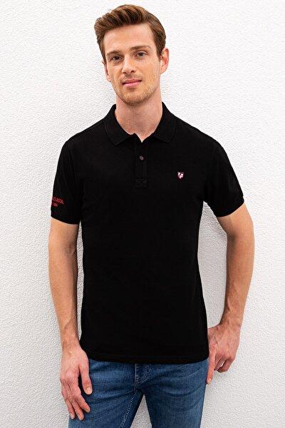 Sıyah Erkek T-Shirt