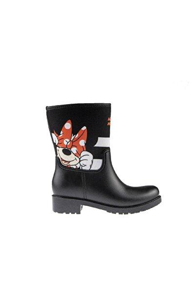 Kadın Siyah Mickey Yağmur Botu 301.031