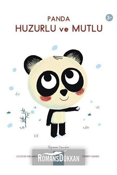 Panda Huzurlu Ve Mutlu-öğrenen Yavrular 3+