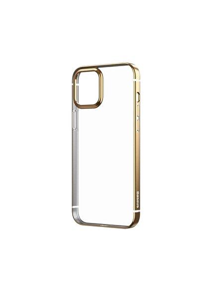 Iphone 12 Pro & Iphone 12 6.1 Inch Gold Kılıf