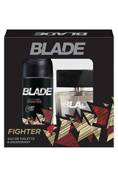 Fighter Erkek Parfüm Seti Edt 100ml  150ml Deodorant Men Kofre Set