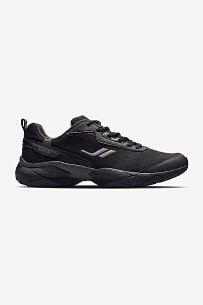 Easystep Chrome Erkek Siyah Spor Ayakkabı