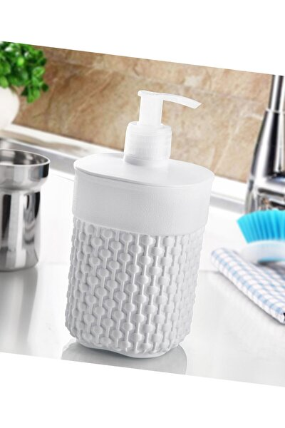 Sıvı Sabunluk Deterjanlık El Yıkama Sıvı Sabunluk Bulaşık Deterjanlık Mutfak Banyo Tuvalet