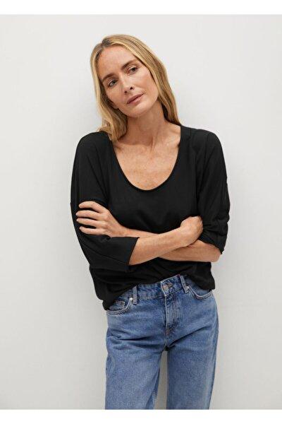 Kadın Uzun Kollu Tişört