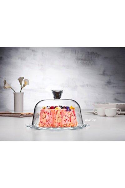 Pattiserie Kapaklı Kek Fanusu 24cm