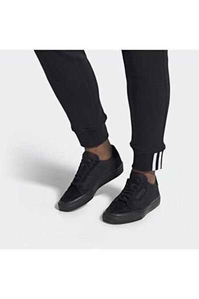 Erkek Siyah Continental Vulc Ayakkabı