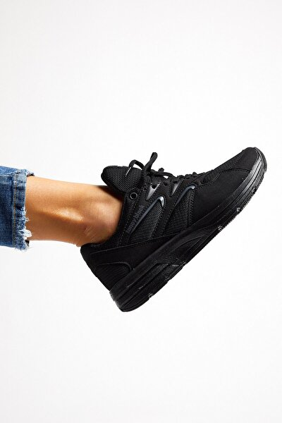 Siyah Füme Unisex Sneaker 772.SF0