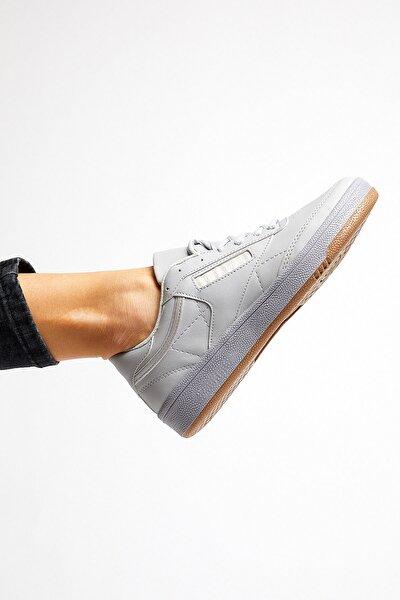 Açık Gri Unisex Sneaker TB107-0