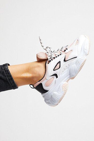 Kadın Spor Ayakkabı Pudra Tb288