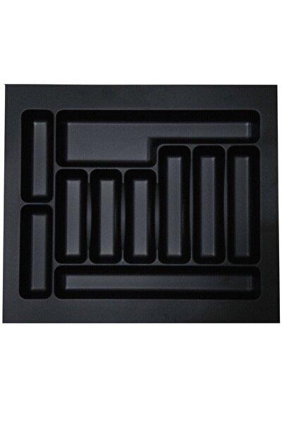 55 Cm X 49 Cm Çekmece Içi Kaşıklık Siyah 50x40'a Kadar Kesilebilir