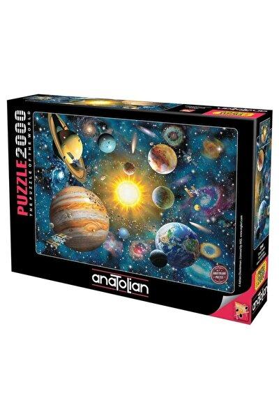 2000 Parça Güneş Sistemi 3946