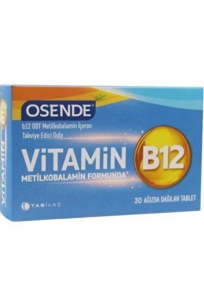 Vitamin B12 30 Tablet (METİLKOBALAMİN)