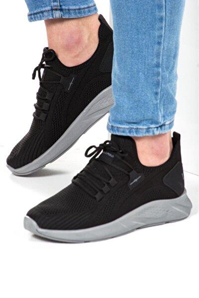 024 Siyah Füme Erkek Spor Ayakkabı
