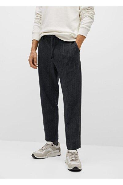 Daralan Paçalı Ultra Comfort Pantolon