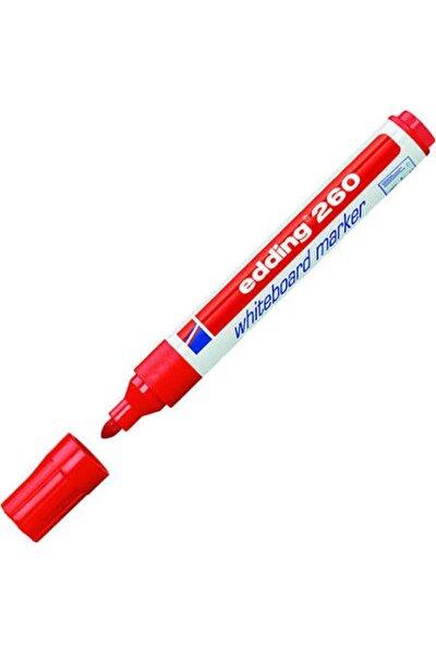 260 Beyaz Tahta Kalemi - Kırmızı
